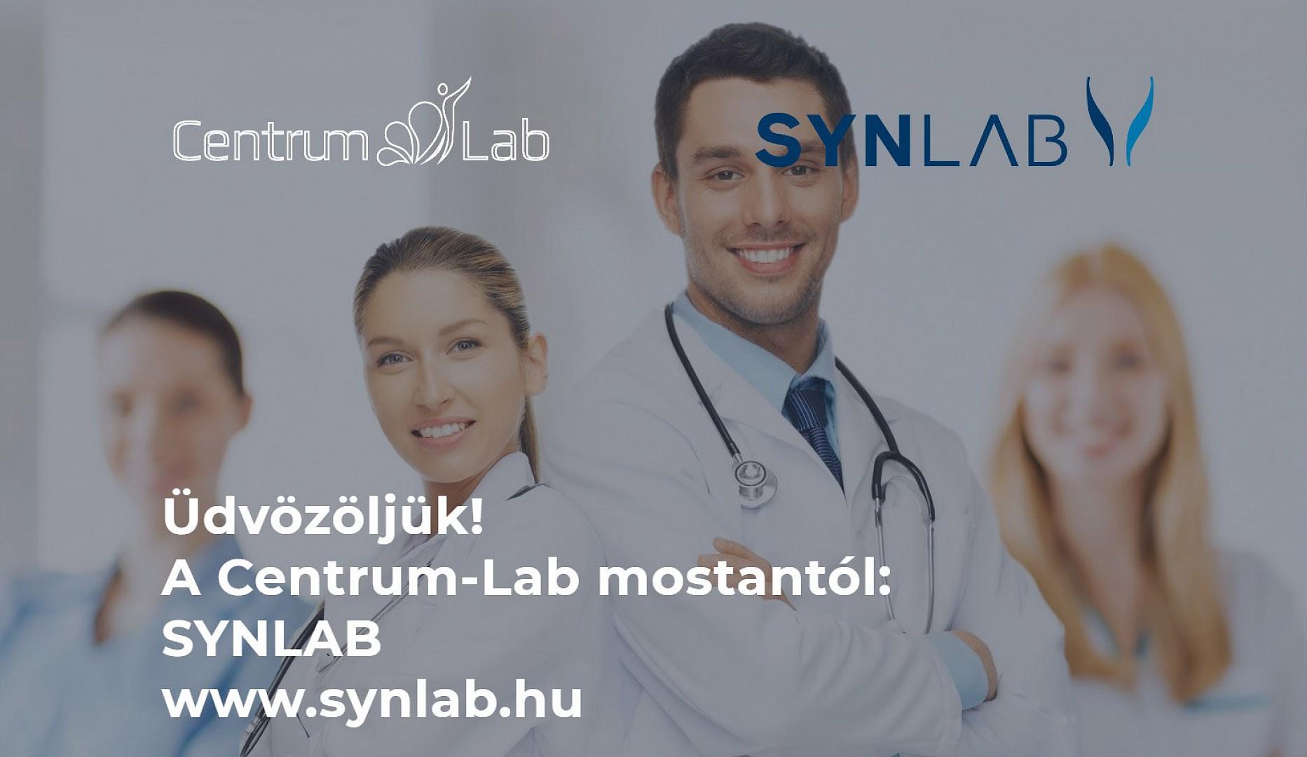 CentrumLab   SYNLAB